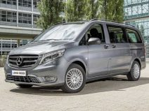 Lewis Reed Group | Wheelchair Accessible Vehicles | Mercedes-Benz Vito