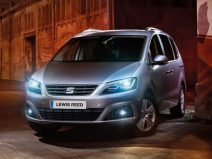 Lewis Reed Group | Wheelchair Accessible Vehicles | SEAT Alhambra